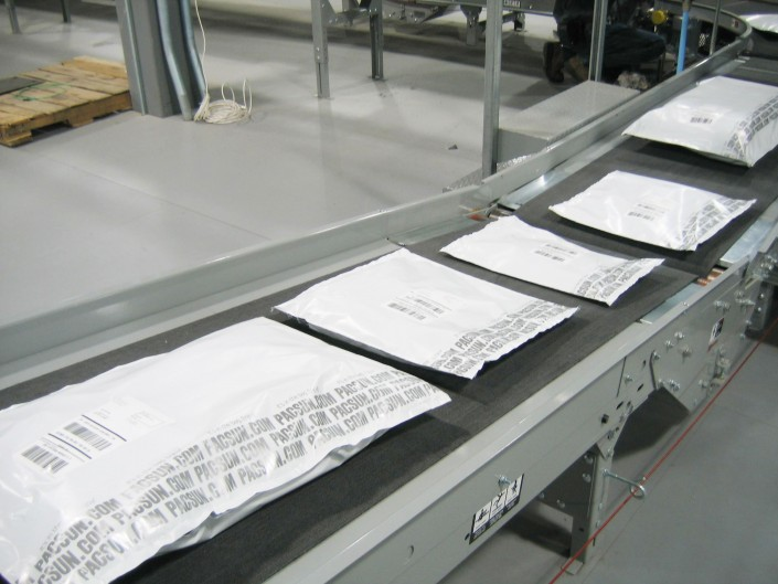 industrial packaging mailers